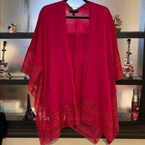 Pink Kimono/jacket/sweater